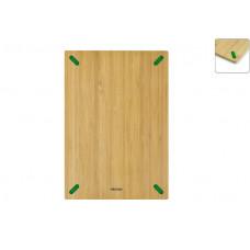 722011 Разделочная доска из бамбука, 33 х 23 см, NADOBA, серия STANA